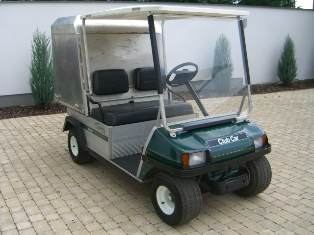 Club Car Elektrogolfcart